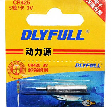 Батарейка DryFull CR425