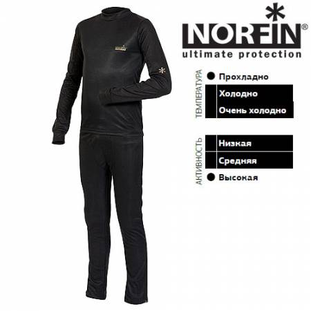 Термобельё Norfin Junior Therm Line J, рост 152