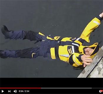 костюм-поплавок Seafox Crossflow