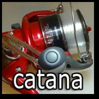 подделки катушек shimano catana