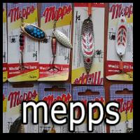 подделки блесен Mepps